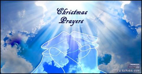 Christmas Blessing Prayer.My Christmas Prayer Genevieve Gerard